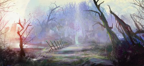 Woods by Jalapenostark