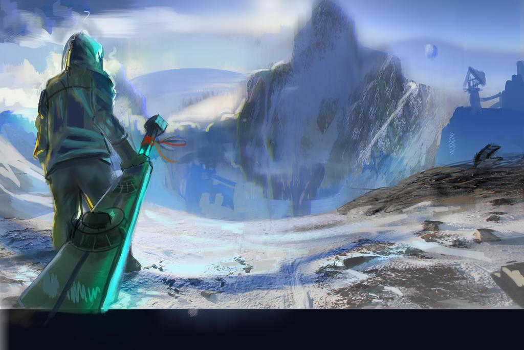 Work in progress, Ice maker by Jalapenostark