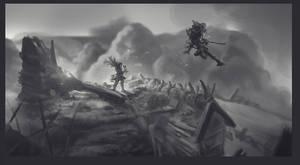Scouting by Jalapenostark