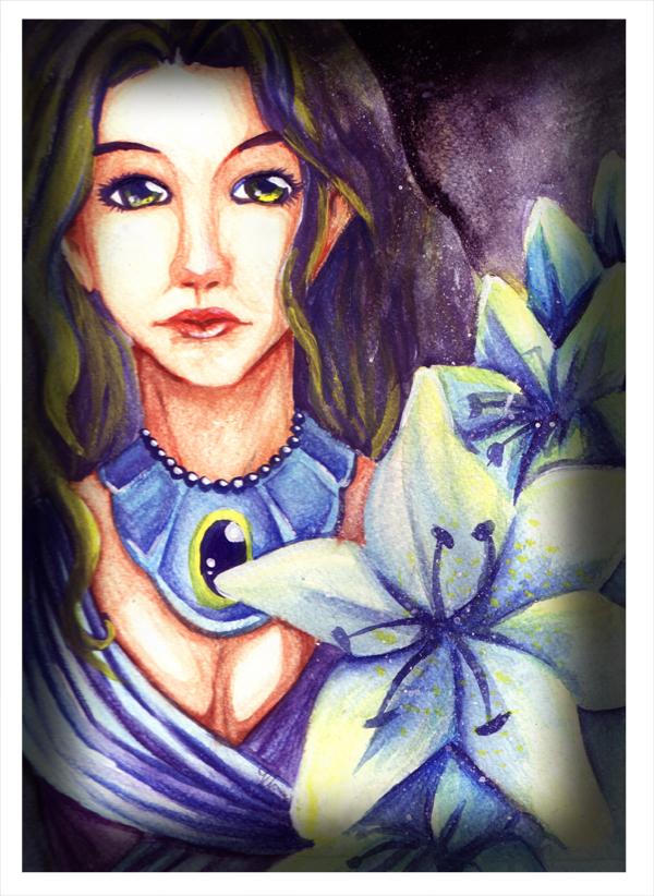 Lily by Khazaa