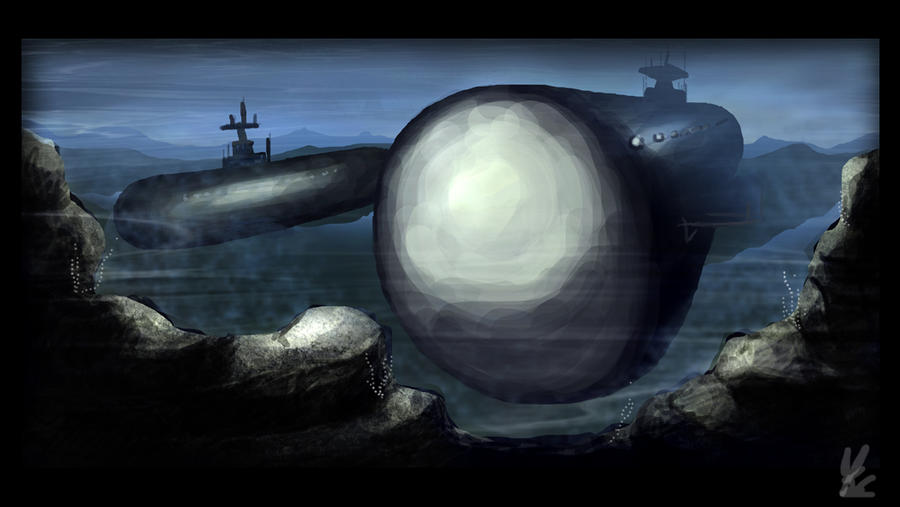 SDJ Deep Sea by Khazaa