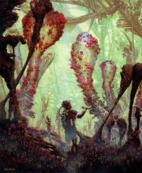 Jungleman by ahaas