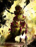 junglescene II by ahaas