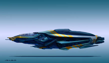 Speeder by ahaas