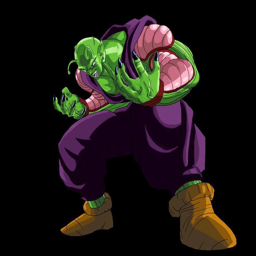 Piccolo the Super Namek by Stitchking83 on DeviantArt