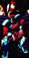 Bison Throne by Stitchking83