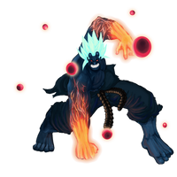 Oni Tenchi Sokaigen by Stitchking83