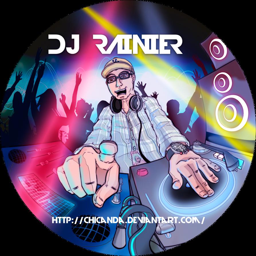 Happy BDay DJ Rainier by Chicanda