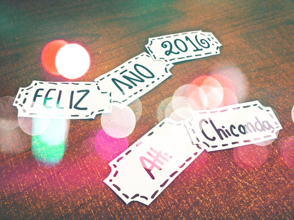 Happy New Year! by Chicanda