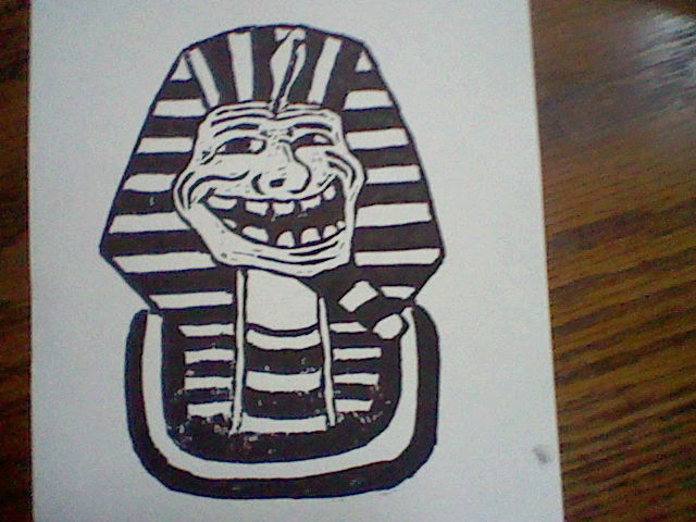 General Remakes Chat and Stuff - Page 8 Troll_face_pharaoh_mask_by_digestingdonut-d3fg483