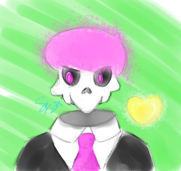Mystery Skulls - Lewis by Sky1216