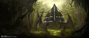 The Jungle Book - Bandar-Log Ruins