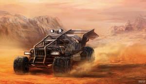 Junk Desert Buggy
