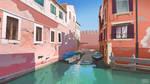 Fondamenta del Cristo - Venezia, Italy