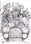 Berverly Ricos - Beverly Hillbillies
