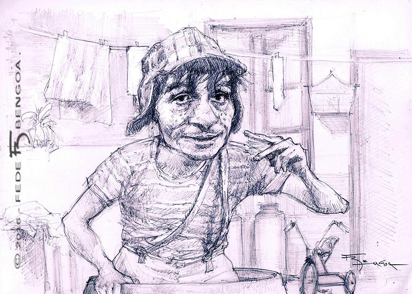 El Chavo del ocho by FedeBengoa