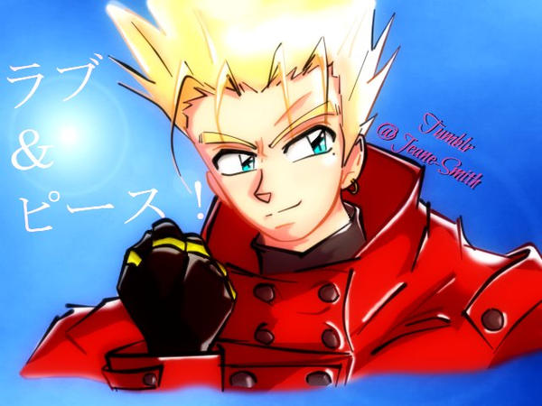 Vash the Stampede  Trigun by Jeane-Smith