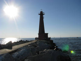 Muskegon Breakwater Light 8-08 by Foozma73