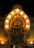 .face of the carousel. by Foozma73