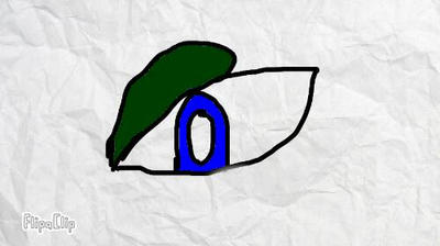 eye practice  by asktheruppehunter