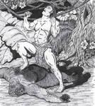 Tarzan Ape Slayer