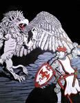 Griffin  Knight 1 by stillarebel