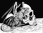 Vampire Rat Bat ? or Nosfer (rat) too by stillarebel
