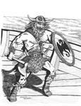 Berserker Viking 1 by stillarebel