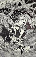Tarzan And The Slaver 1 by stillarebel