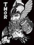 Thor 1 by stillarebel