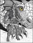Draconian Warrior 1