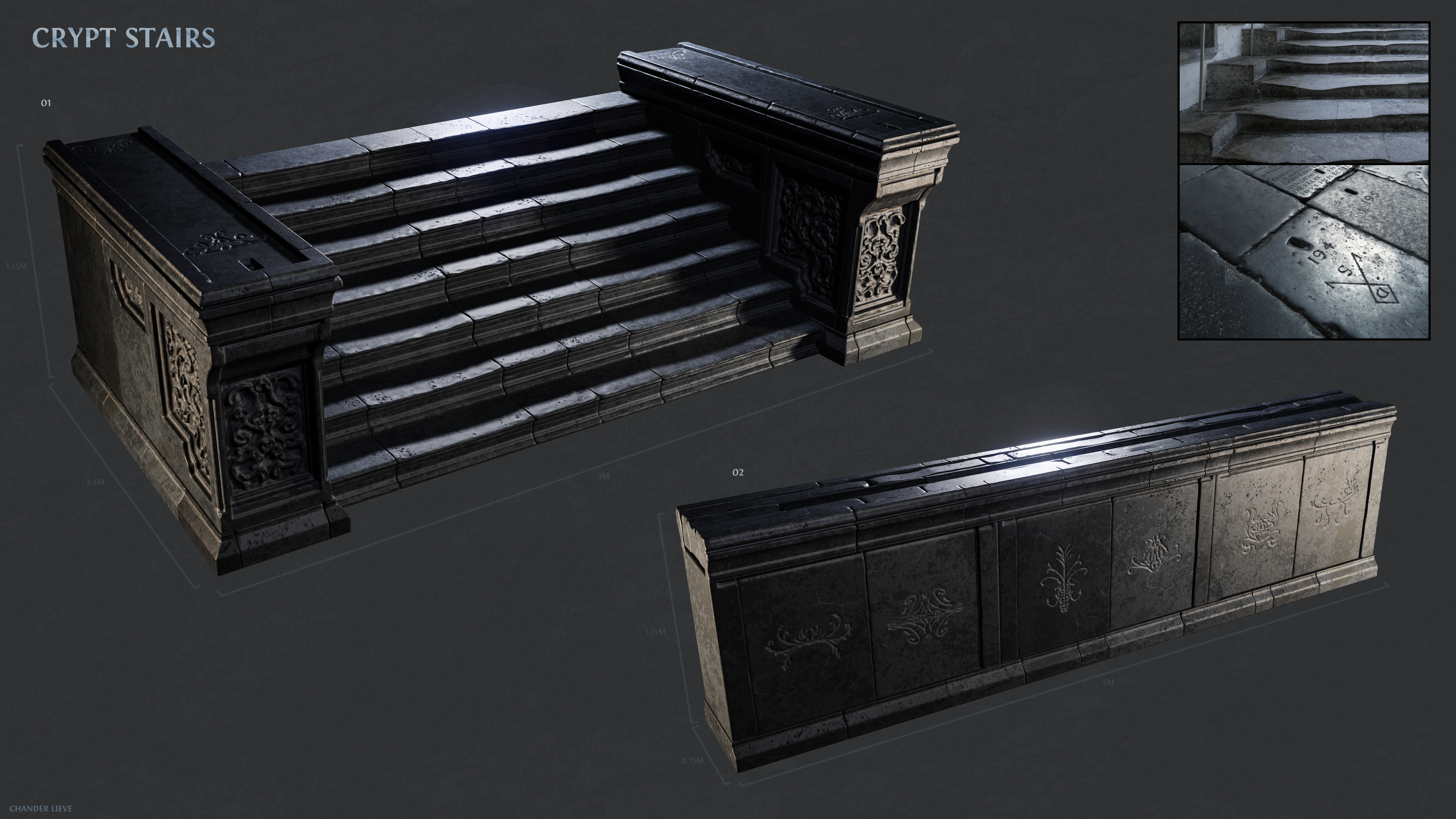 Path of Exile 2 - Stairs and Edge