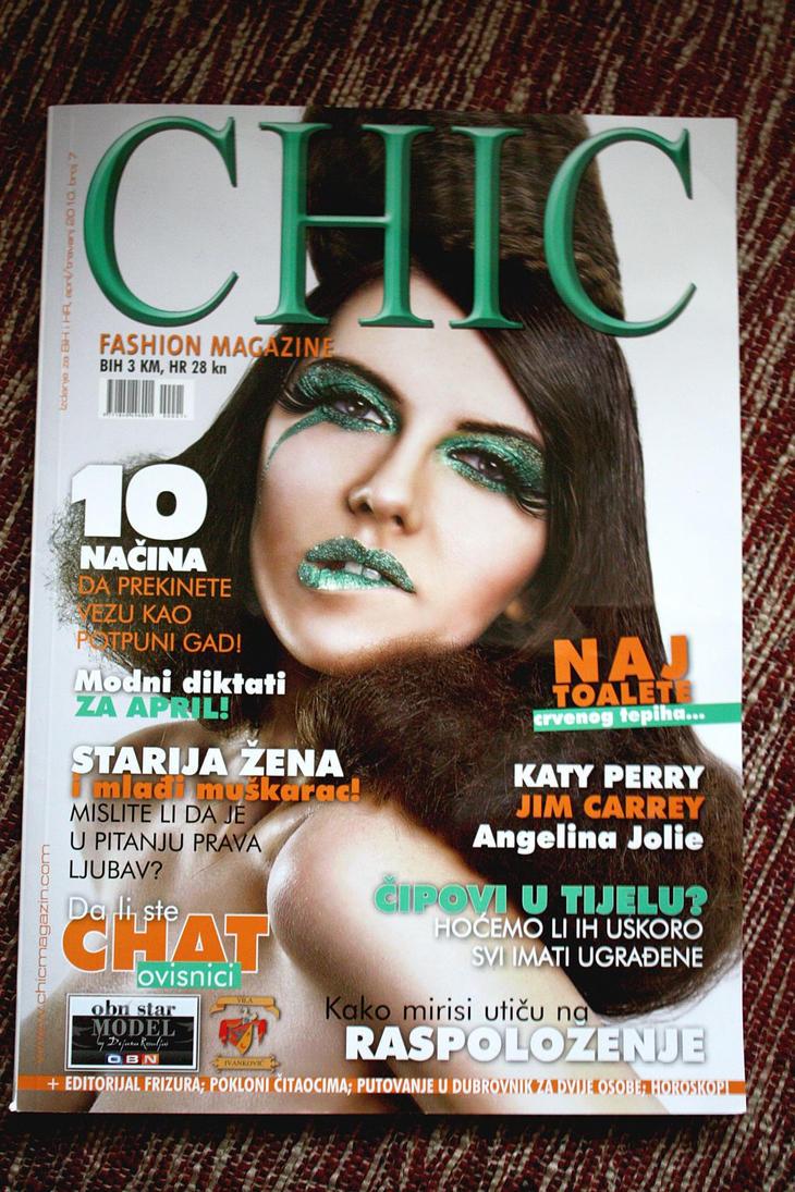 Chic Fashion Magazin by Najda