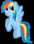Rainbow dash - here we go...