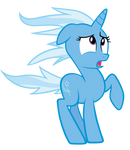 Scared Trixie