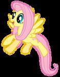 Happy Fluttershy