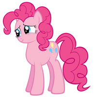 Pinkie Pie with tears of joy by Stabzor