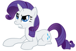 Rarity - sphinx pose