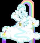 Rainbow Dash's house
