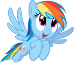 Rainbow Dash is coming!