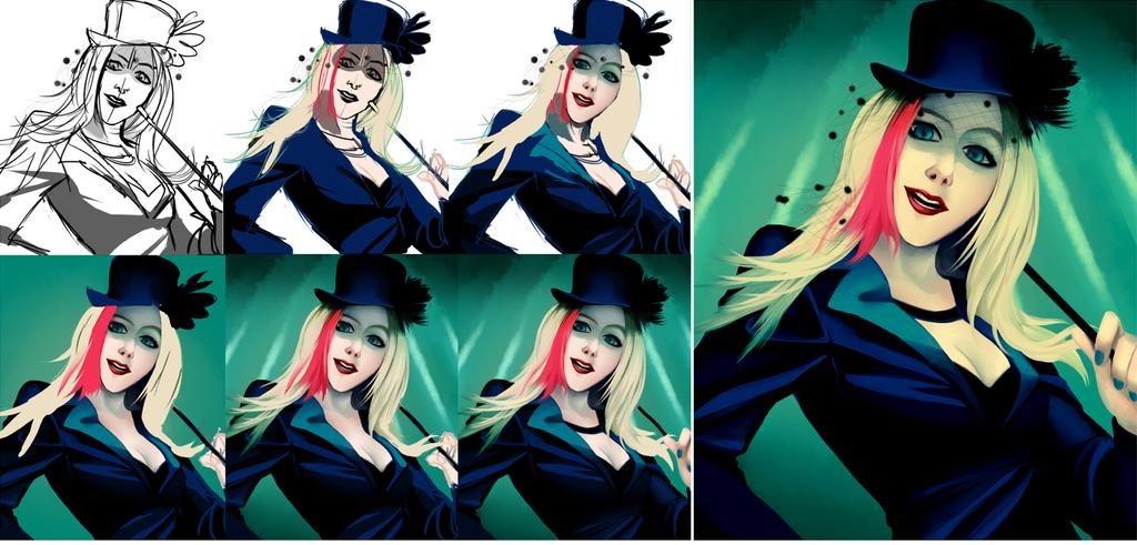 Avril process by TawteenBlack