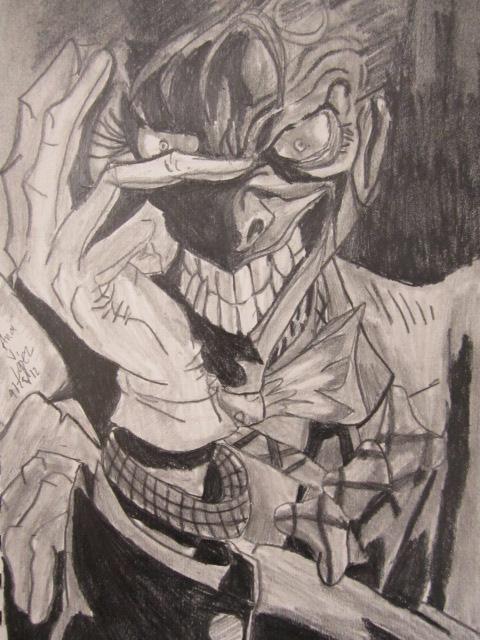 The Joker by UniquelyArtistical