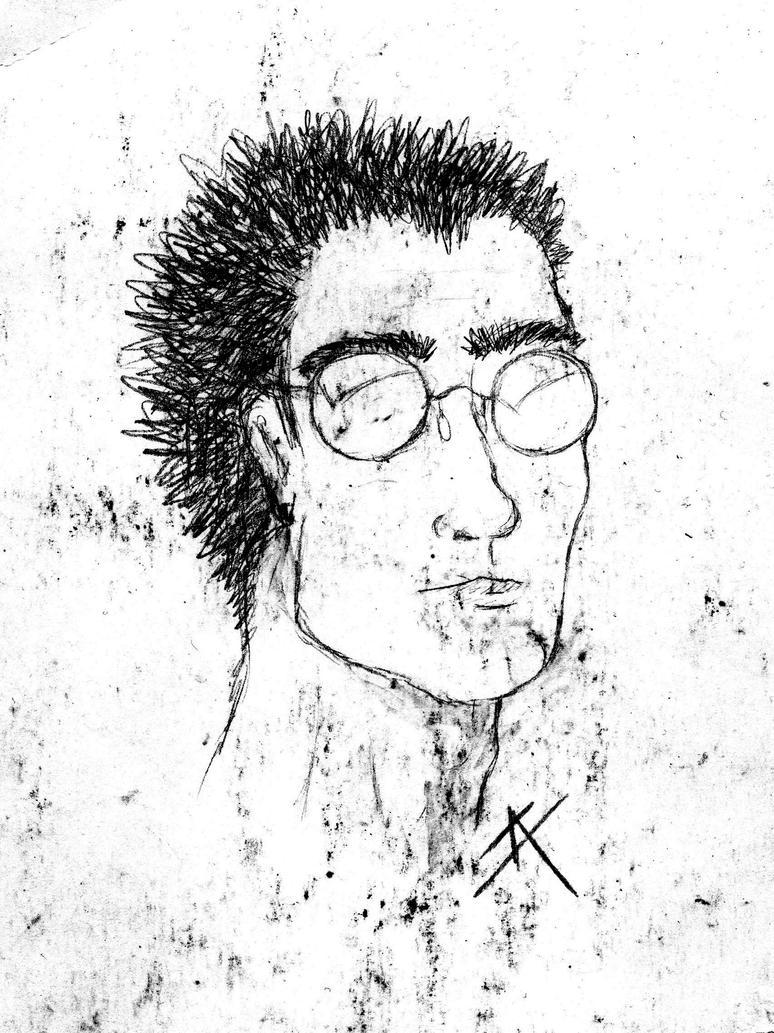 Self-portrait by Moca13