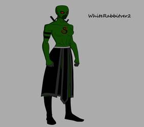 Superhero OC #2:  The mythological Basilisk