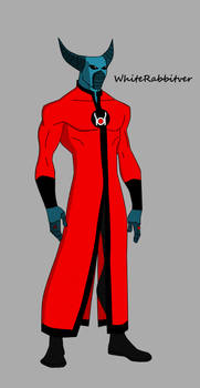 Xandrad the dissector (Green Lantern villain OC)