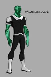 Superhero OC #3: Malachitor