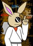 Flint (from BunnyKill) by DankakaTheCat