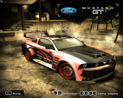 Husk's Car in Need for Speed: Most Wanted by DankakaTheCat