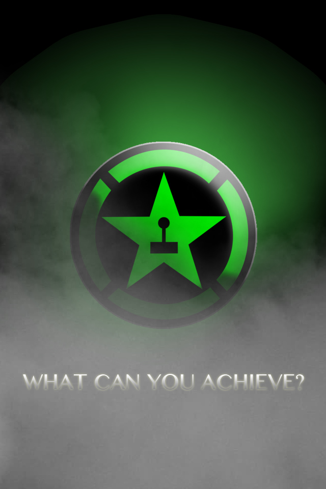 Achievement Hunter iPhone Background by PeaceOutDays on ...