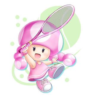 Tennis Toadette